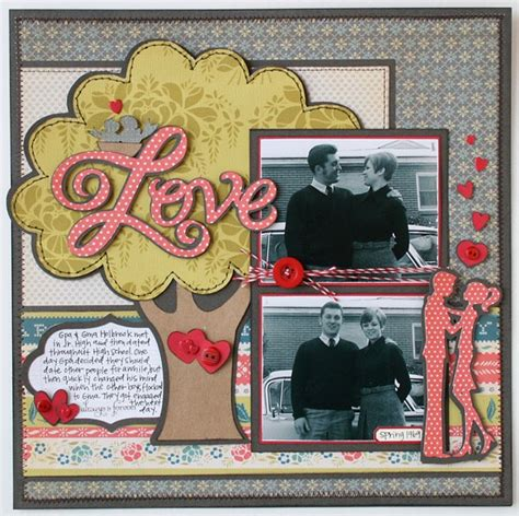 scrapbook layout ideas using cricut cute scrapbook page scrapbook page ideas pinterest