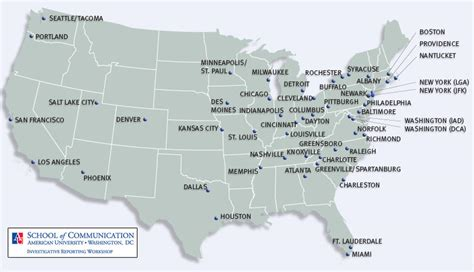 major airports in usa map top u s airports for regional flights flying cheap