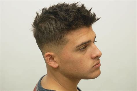 haircuts for guys with thick poofy hair haircuts for men with thick hair
