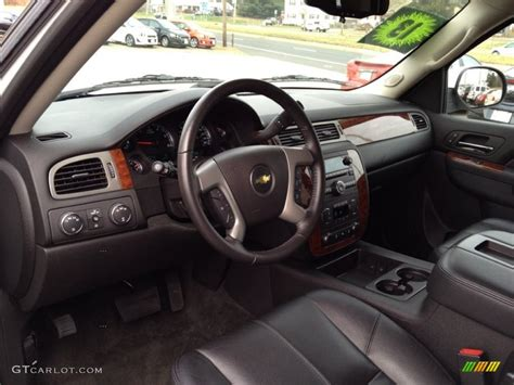 2013 chevrolet tahoe lt 4x4 interior color photos