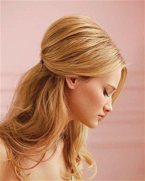 beehive hair styles for shoulder length hair nat 252 rliche hochzeit frisuren h 228 lfte up hochzeit frisur