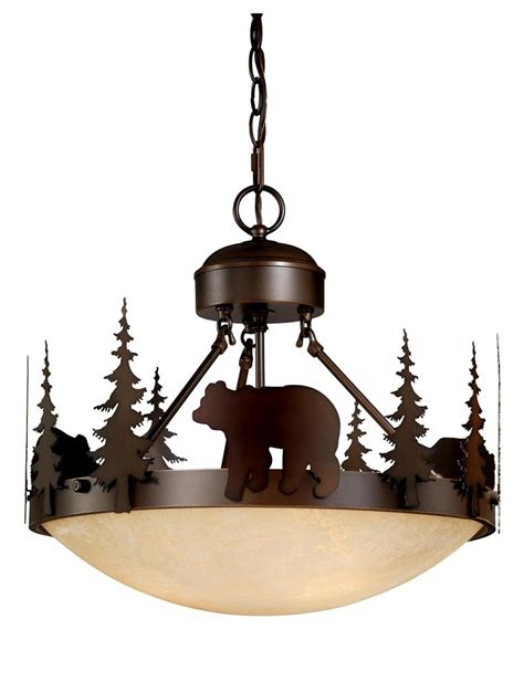 Lodge Light Fixtures Vaxcel Yellowstone Rustic Country Chandelier Bozeman Lodge Light Cf55718bbz Ebay