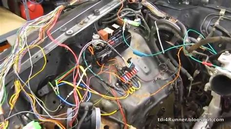 aftermarket engine wiring harness wiring diagram with
