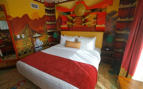 legoland bedrooms the most unique theme park hotel rooms in the world