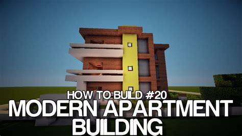 how to build 20 modern hotel apartment building