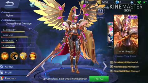 Legend Of Freya new skin freya epic war mobile legend 5