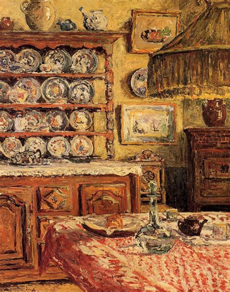 Paintings For The Dining Room by The Athenaeum The Dining Room After Lunch Maxime Maufra