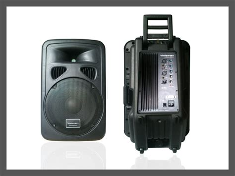 Speaker Aktif Big Bass visioneer as1503a set pa aktif speaker rocket