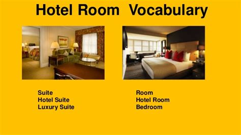 Queen Duvet Size Hotel Room Vocabulary