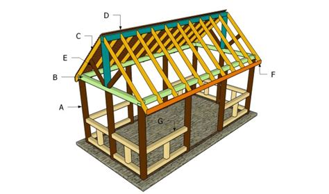 building a backyard pavilion outdoor pavilion plans myoutdoorplans free woodworking