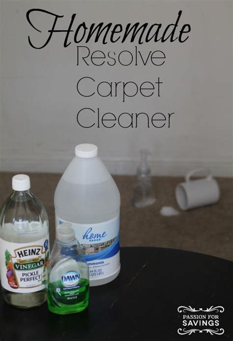 Can You Use A Carpet Cleaner On A by Resolve Carpet Cleaner