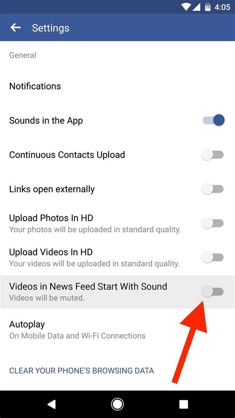 do you play in games on facebook android or iphone or facebook 101 how to turn off auto playing sound for
