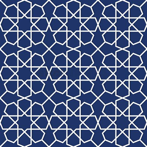 geometric pattern vector islamic islamic geometric pattern design vector image 1979669