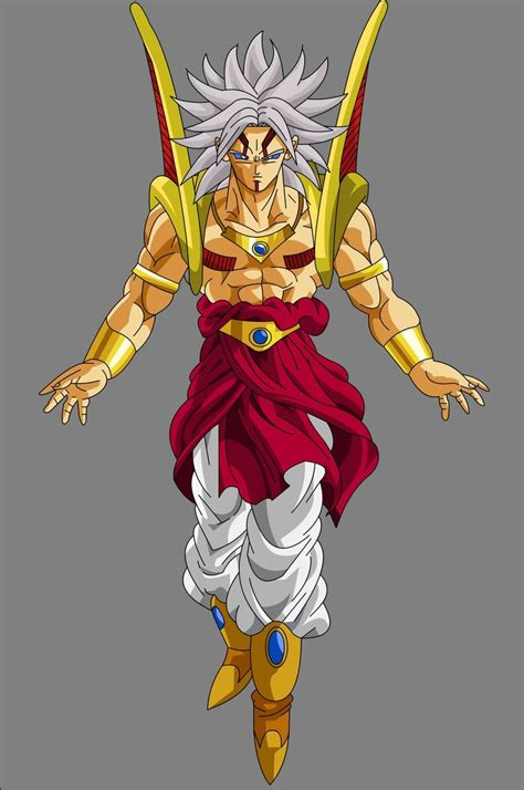 Babyg By Af baby broly fanon wiki
