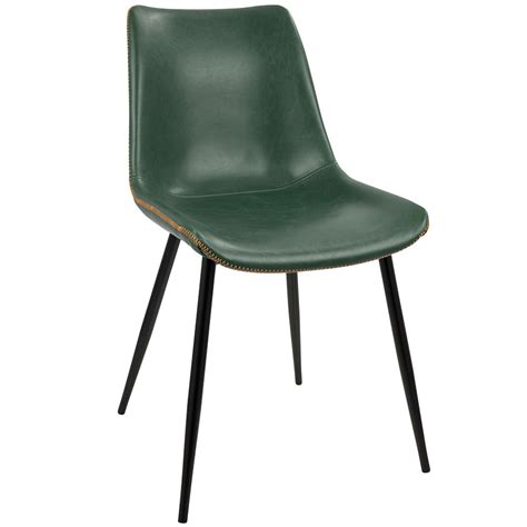 Modern Dining Chairs Donovan Green Dining Chair Eurway Green Dining Chair