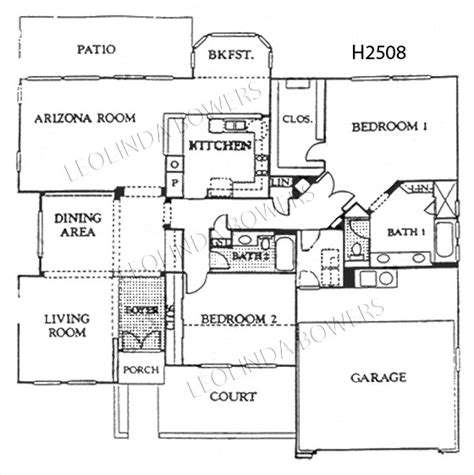 sun city west floor plans sun city west sandoval floor plan