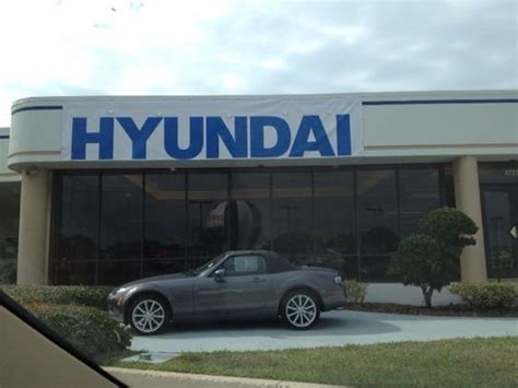 Used Car Dealerships New Port Richey Fl by Hyundai Of New Port Richey New Port Richey Fl 34652 Car Dealership And Auto Financing