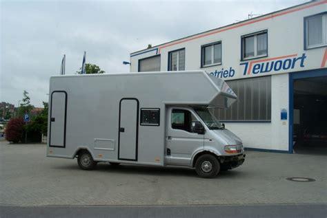 Wohnmobil Lackieren Lassen Kosten by Peugeot Boxer Wohnmobil Ganzlackierung