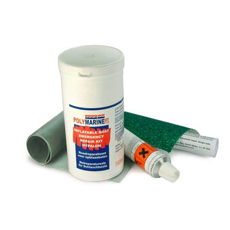 boat emergency kit hypalon emergency boat repair kit polymarine rib