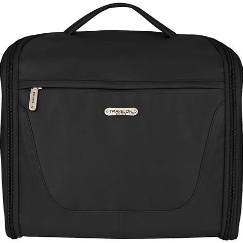 Toiletry Bag Travelon Travelon Mini Independence Bag 5 Colors Toiletry Kit New