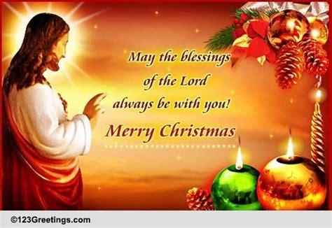 blessings  christmas  religious blessings ecards