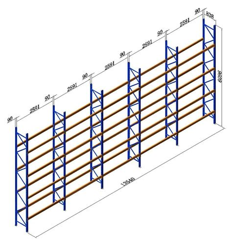 warehouse layout pallet racking pallet racking new 5 bays 6096mmh dexion comp storage