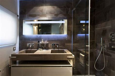 apartment bathroom designs modern apartment in switzerland fresh ideas and curious
