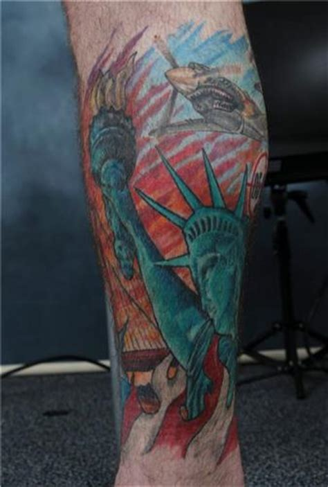 jonny gomes tattoo boston sox 2014 fenway park home opener wcvb