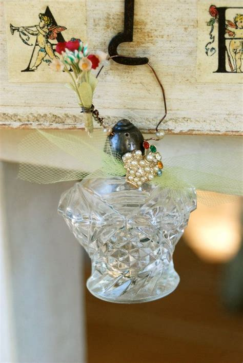 home for the holidays salt shaker ornament