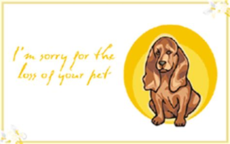 sorry for your loss card template printable pet sympathy pet loss condolence greeting cards