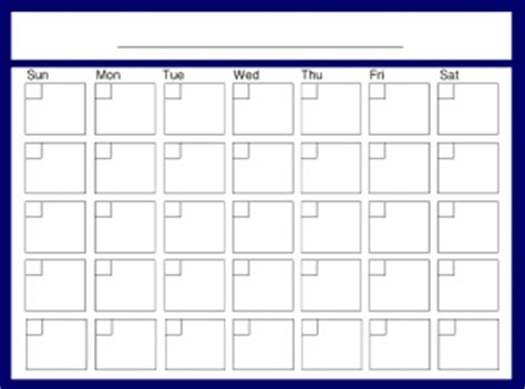 fill in calendar template january printable fill in calendars for new