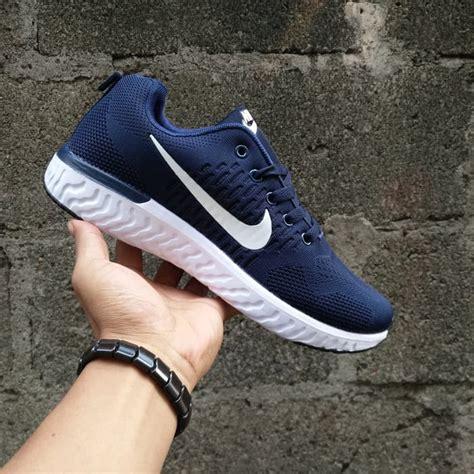 Sepatu Merk Nike Terbaru sepatu nike pria free zoom running sport terbaru toko