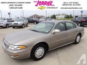 Buick Lesabre Custom 2001 2001 Buick Lesabre Custom For Sale In Beresford South