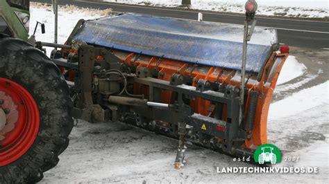 Lu Vario lu reiff winterdienst mit fendt 724 vario