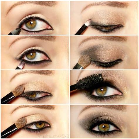 makeup paso a paso how to smokey eye h s ashmariex0x0 photo
