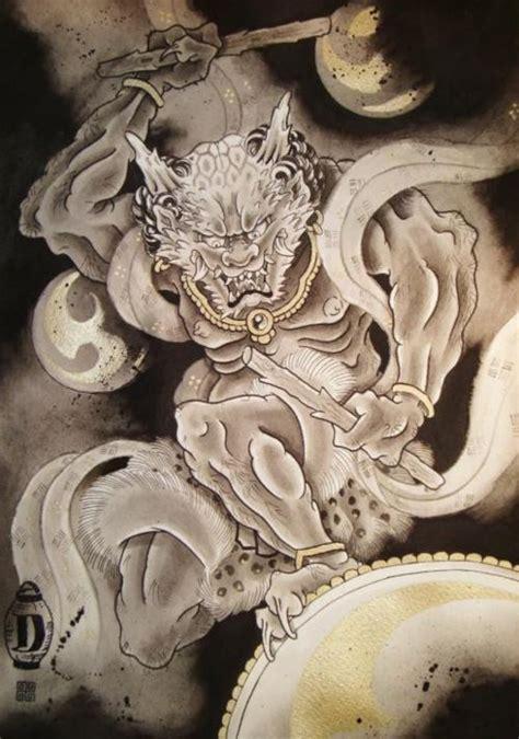 tattoo demon yakuza japanese mythology gods google search tattoos