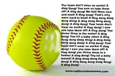 rock the boat softball chant lyrics 9 best images about softball cheers on pinterest cheer