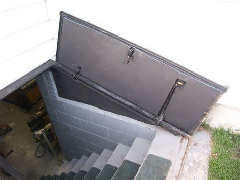 how to install basement door basement door insulation