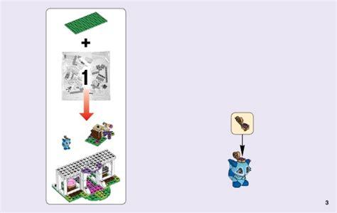 Lego 41142 Disney Princess Palace Pets Royal Casstle lego palace pets royal castle 41142 disney princess