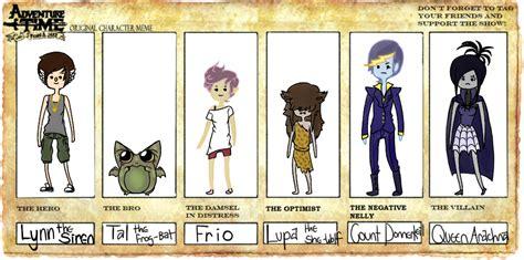 Adventure Time Original Character Meme - adventure time oc meme by littlebatchild on deviantart