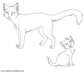 cat drawing template mosswish s summer line shop only open for the summer