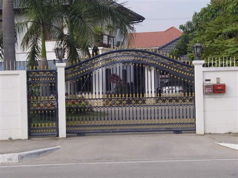 gate house designs gate design for house kerala harmony and balance gate house design home constructions
