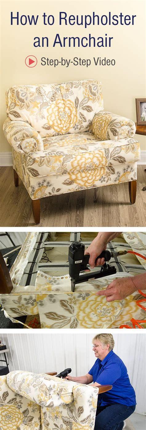 how to reupholster an armchair best 25 armchairs ideas on pinterest armchair