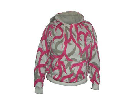 pink pattern hoodie asat pullover pink hoodie