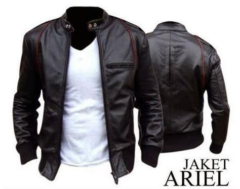 Jaket Kulit Asli Domba Model Abg Simple jual jaket kulit asli murah jual jaket kulit
