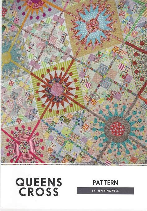 jen kingwell pattern queens cross