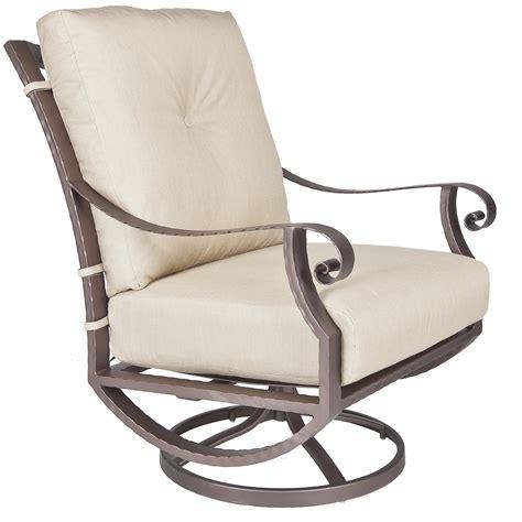 rocker swivel chair swivel rocker lounge chair hauser s patio