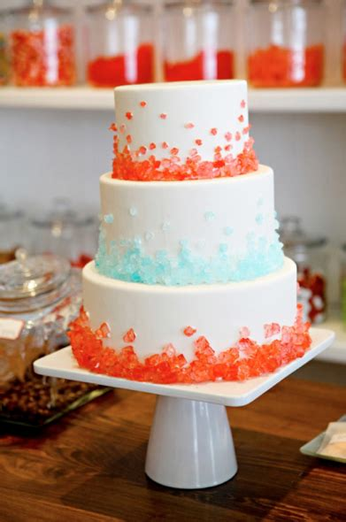 Wedding Cake Traditions by Examining The Wedding Cake Tradition