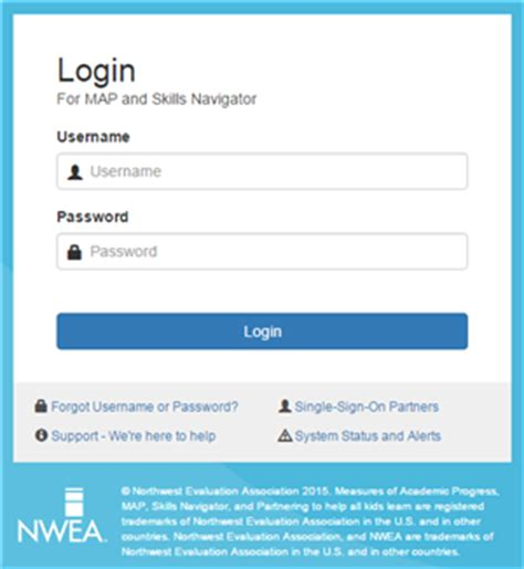 map test login nwea map links for testing nwea map test administration