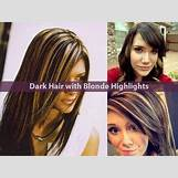 Blonde Highlights For Dark Brown Hair 2017 | 800 x 600 jpeg 75kB